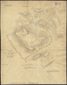 Reconnaissance of the battle field at Bull Run, Va., fought July 21, 1861