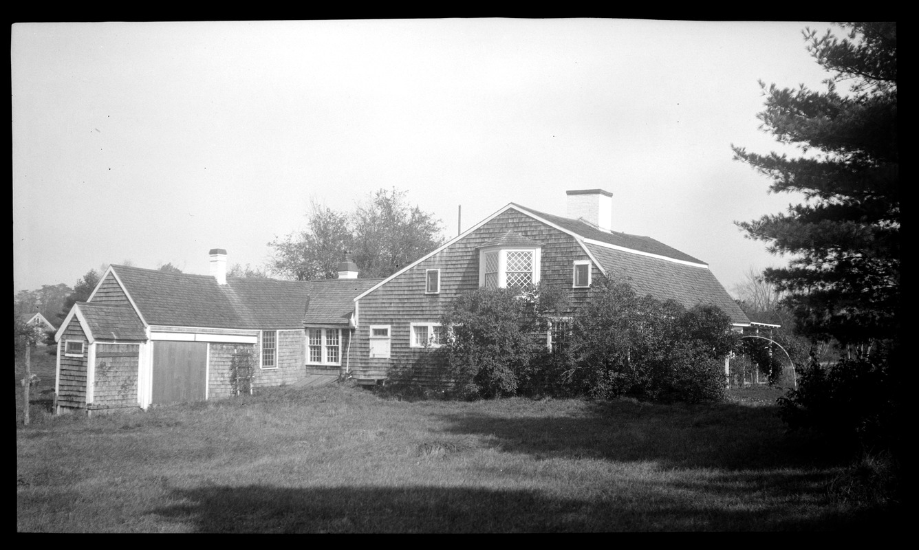 Holmes House, 53 Lake Street, from the north