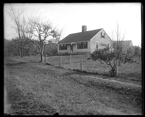 David Chandler House, Elm Street, Tinkertown, Duxbury