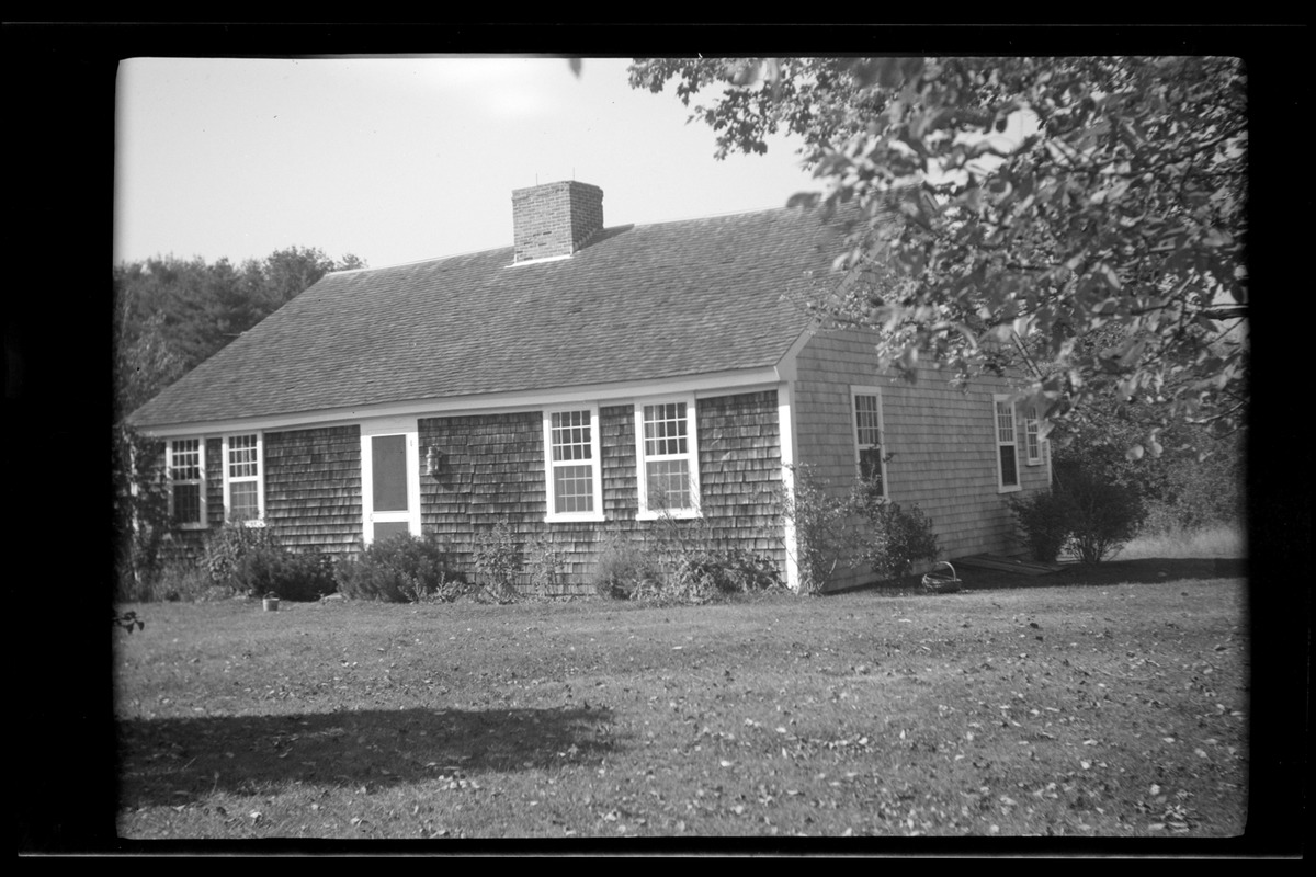Jonathan Cushman House, 101 Indian Pond Road