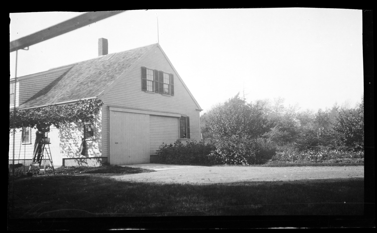 96 Summer Street, when it was used as a garage or barn