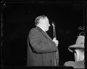 11/7/1938, last minute campaigning