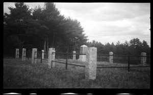 Bearse family cemetery