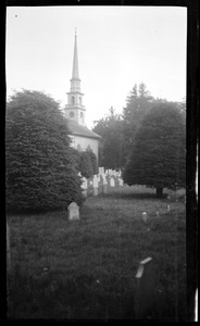 Old Burying Ground and First Parish Church