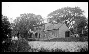 Foster-Drew-Glover House, 5 Summer Street, rear view