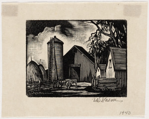 Lyme, Connecticut, farm