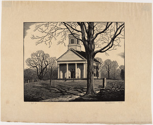First Congregational Church, Hamburg, Connecticut