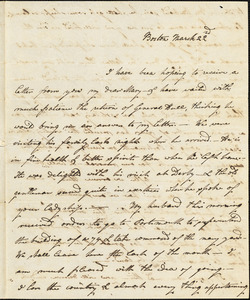 Ann McCurdy Hart Hull to Mary Wheeler Hull, Boston, March 22, [1813]