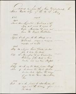 Hull. Isaac. Orders to him, 1798-1812