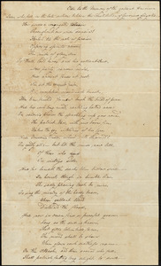Ode to the memory of the gallant American tars... 1812
