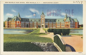New Rochelle High School, New Rochelle, N. Y. -- Westchester County