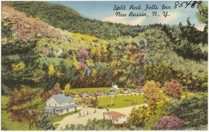 Split Rock Falls Inn, New Russia, N. Y.