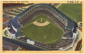 Yankee Stadium, New York City