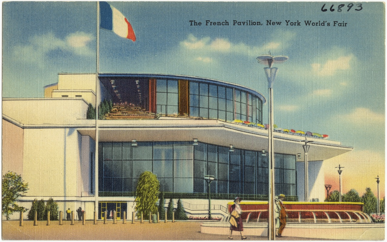 The French Pavilion, New York World's Fair