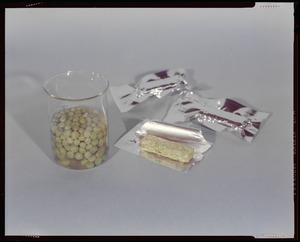 FEL- food, freeze-dried-compressed; compressed bars & rehydrated peas