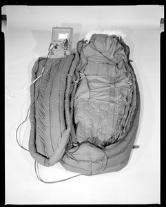 Cemel, casuality evacuation bag with electrical components parts