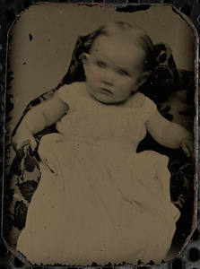 Portrait of infant