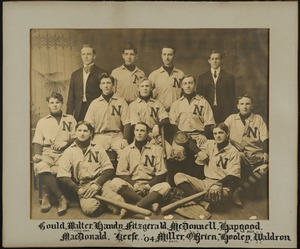 Bridgewater State Normal School baseball team, 1904
