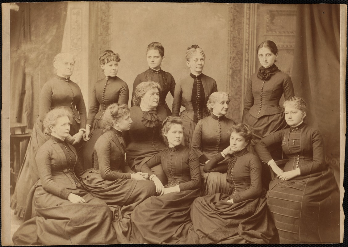 Dana Hall faculty, [1886]-1887