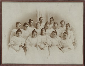 Dana Hall Glee Club, 1893-1894