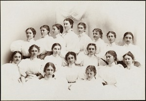 Dana Hall Glee Club, 1894/95