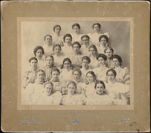 Dana Hall Graduating Class of 1897