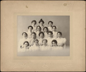Dana Hall Glee Club of 1897/1898