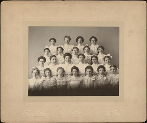 Dana Hall Graduating Class of 1898