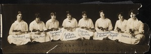 Dana Hall Ukelele Club, 1913/1914