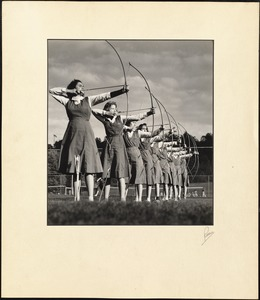 Archers with Bows