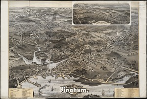 Town of Hingham, Plymouth County, Mass