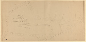 Plan of a proposed road from Main to High St., Rockport
