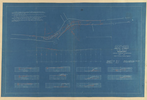 Plan of a portion of South Street in the Town of Rockport showing proposed alterations