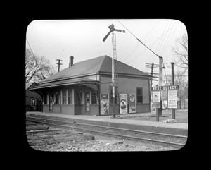 West Quincy Railroad Station