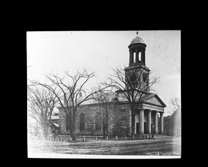 Adams Temple, First Parish Church
