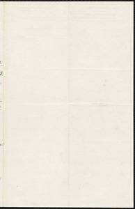 Letter from Sarah Moore Grimke, [Boston, Mass.], to Francis Jackson Garrison, May 23 / [18]72