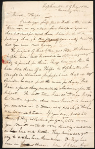Letter from James Allwood Smith, Hopkinton, to Amos Augustus Phelps, 1832 July