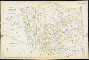 Atlas of the city of Boston : Dorchester, Mass.