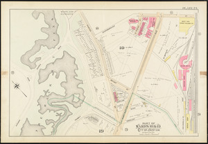 Atlas of the city of Boston, Boston proper and Roxbury