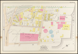 Atlas of the city of Boston, Charlestown