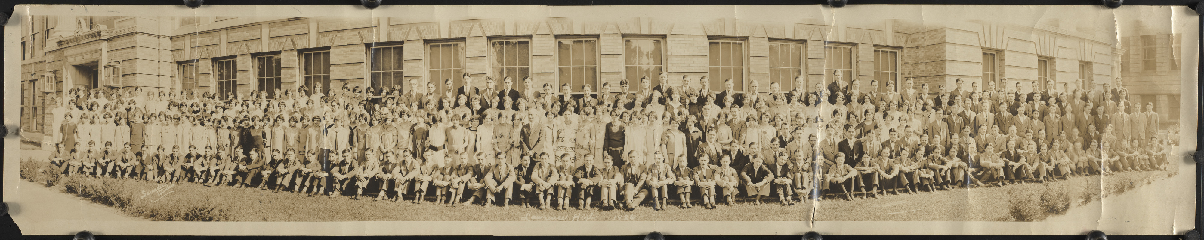 Lawrence High 1926