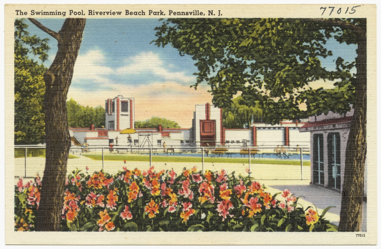The swimming pool riverview beach park pennsville n j - Riverview swimming pool pittsburgh pa ...