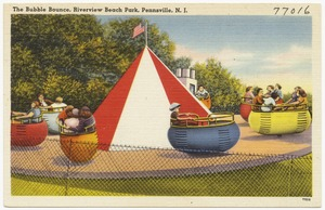 The Bubble Bounce, Riverview Beach Park, Pennsville, N. J.