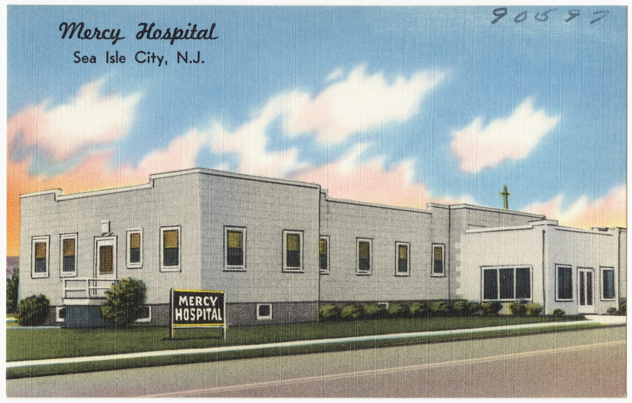 Mercy Hospital Sea Isle City N J