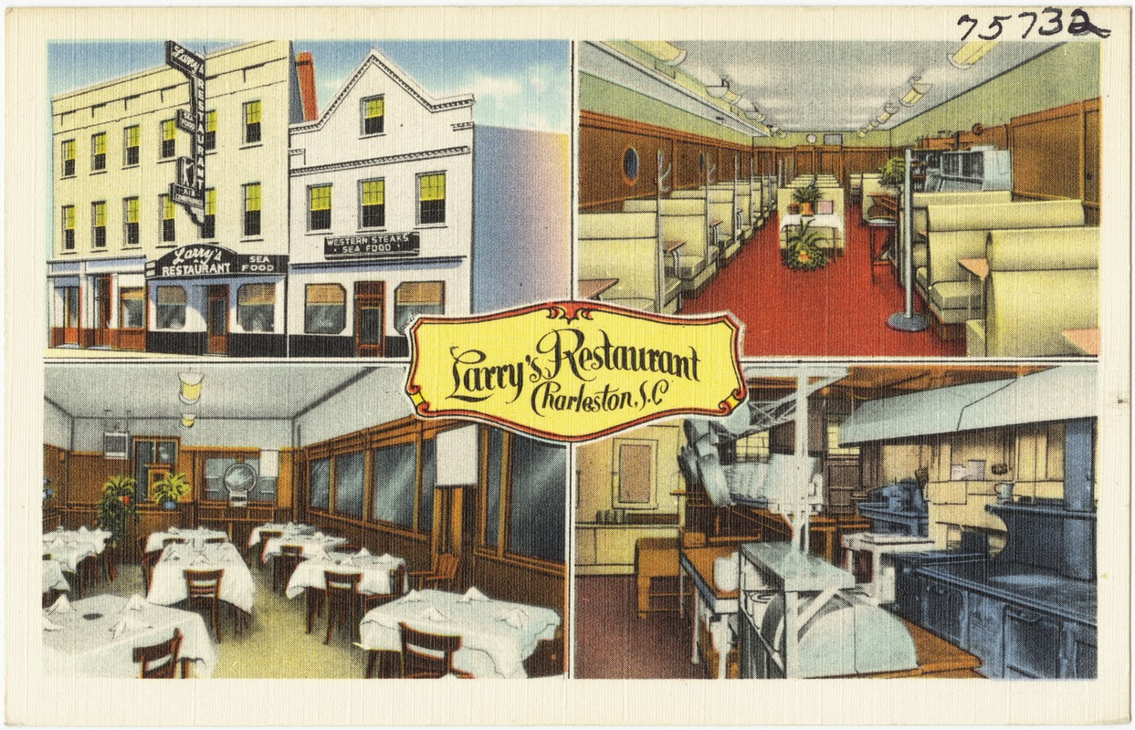 Larry's Restaurant, Charleston, S. C.