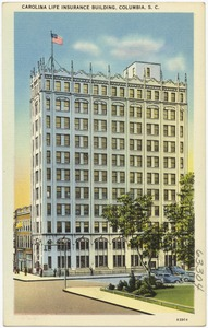 Carolina Life Insurance Building, Columbia, S. C.