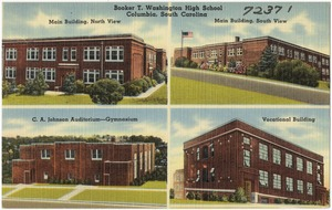 Booker T. Washington High School, Columbia, South Carolina