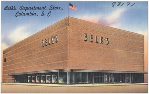 Belk's Department Store, Columbia, S. C.
