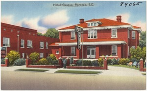Hotel Basque, Florence, S. C.
