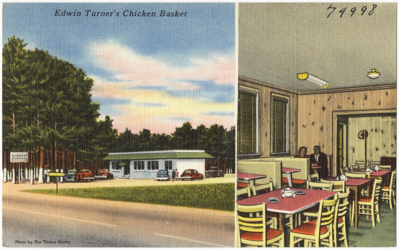 Edwin Turner's Chicken Basket